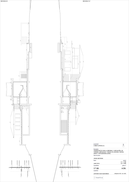 Sections Plan