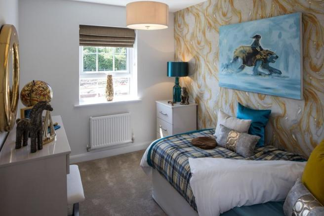 The Arbury Single Bedroom