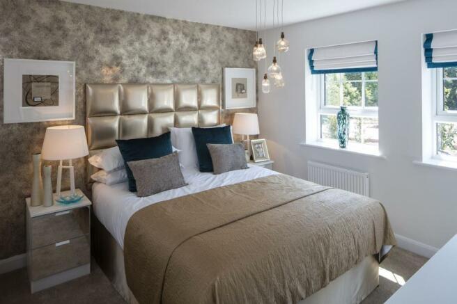 The Arbury Double bedroom