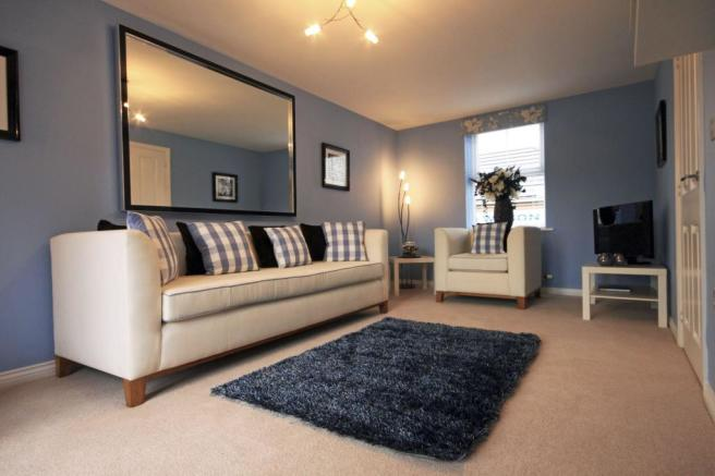 The Fairway Living room