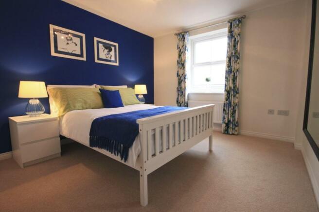 The Fairway Double Bedroom