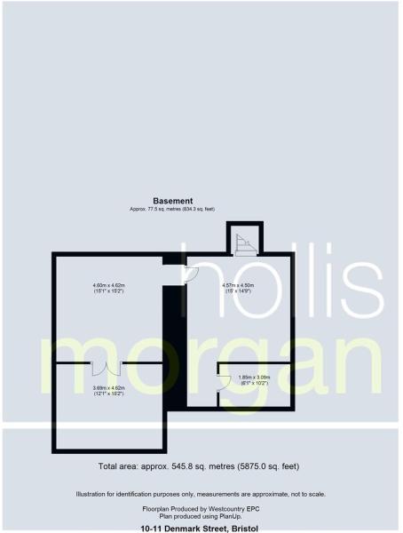10-11 Denmark Street, Bristol - Floor 0.JPG