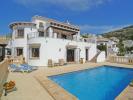 4 bedroom Villa in Murla, Alicante, Spain