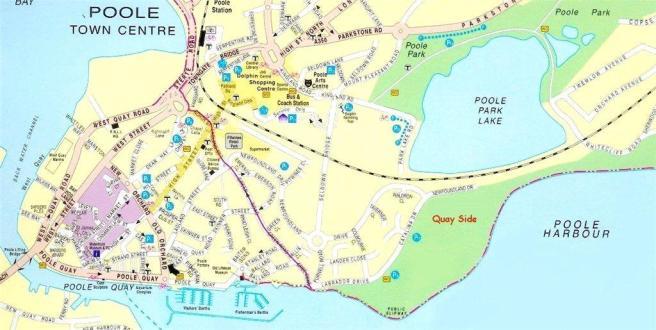 Map Of Town
