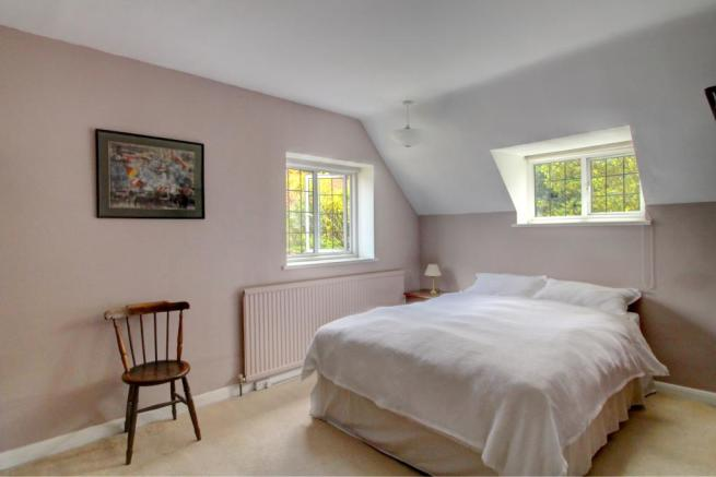 Bedroom one 3