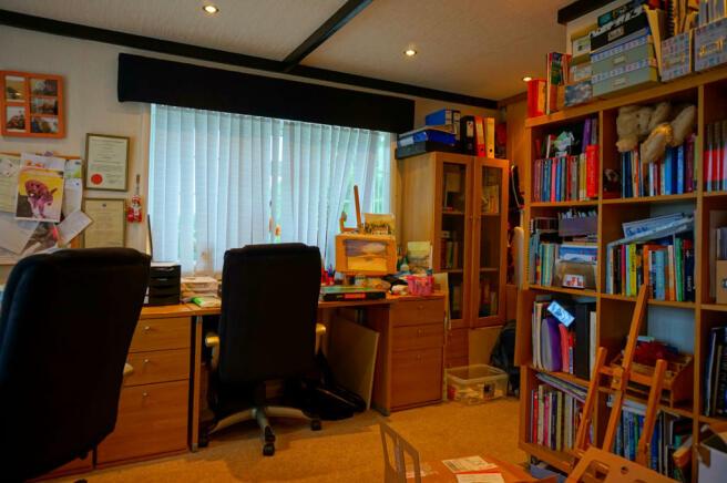 Office/Bedroom Three