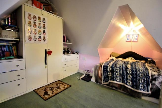 Loft Conversion / Bedroom