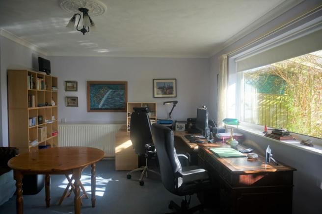 Study/Annex Lounge