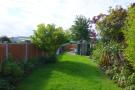 Generous Rear Garden