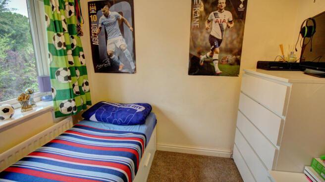 Bedroom Four (alt angle)