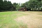 Lawn view.