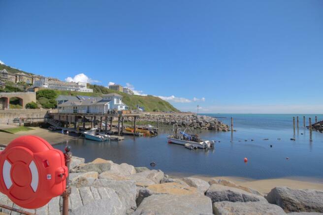 Ventnor Harbour