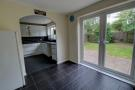 Dining Room through to Kitchen