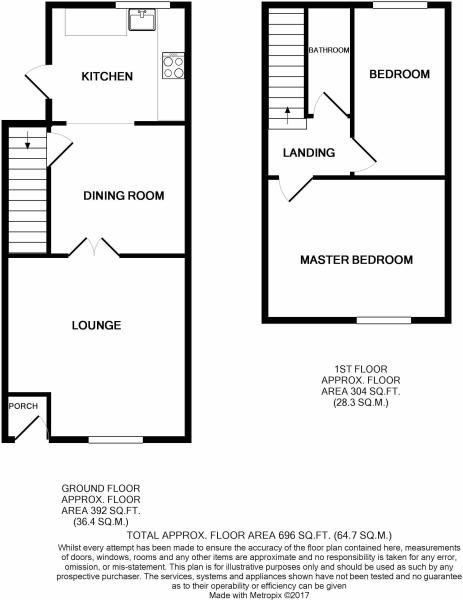 Floor Plan Coronation Crescent