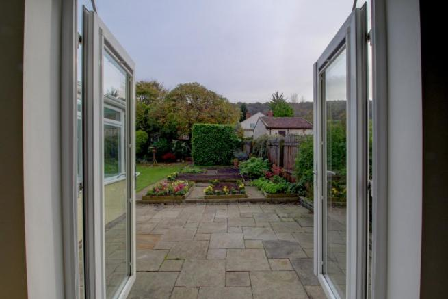 Opening to the Garden