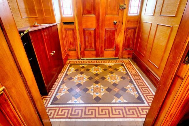Entrance Hall Flooring