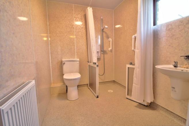 Wet Room Shower Room