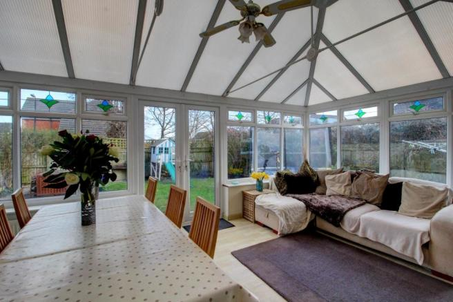 The Spacious Conservatory