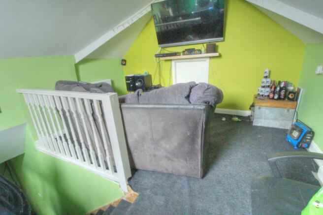 Prince - Loft room
