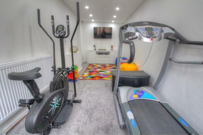 Gymnasium / Games Room