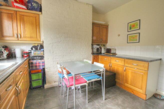 Cannon Street - Kitchen