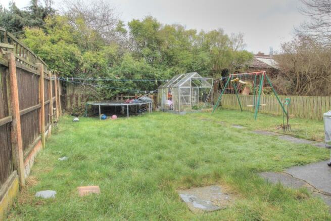 Cannon street - Rear garden