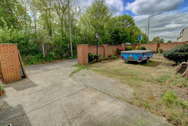Front Garden & Parking