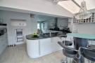 Open plan living kitchen and breakfast area