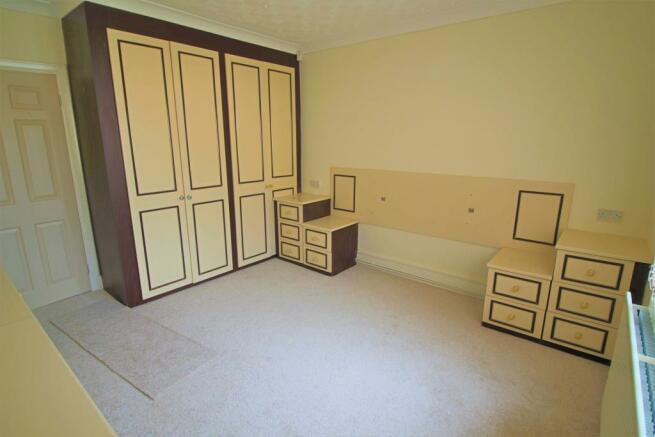 Ground floor bedroom angle 1