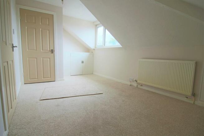 Bedroom 2 angle 1