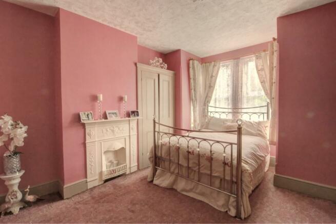 Bedroom one new