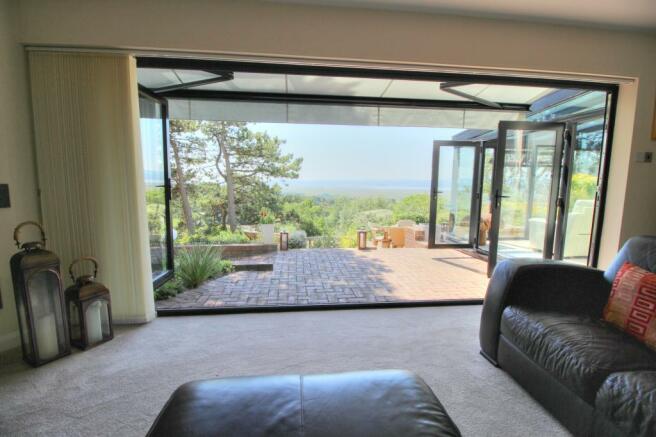 Moorland - lounge view