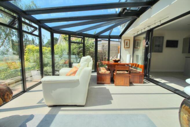 Moorland - conservatory