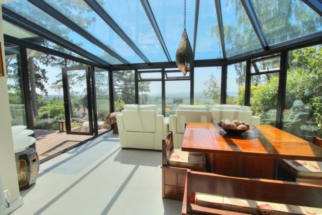 Moorland - conservatory.