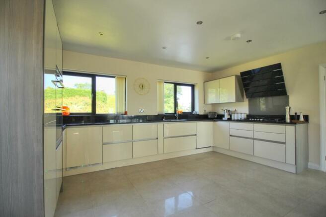 Moorland - kitchen
