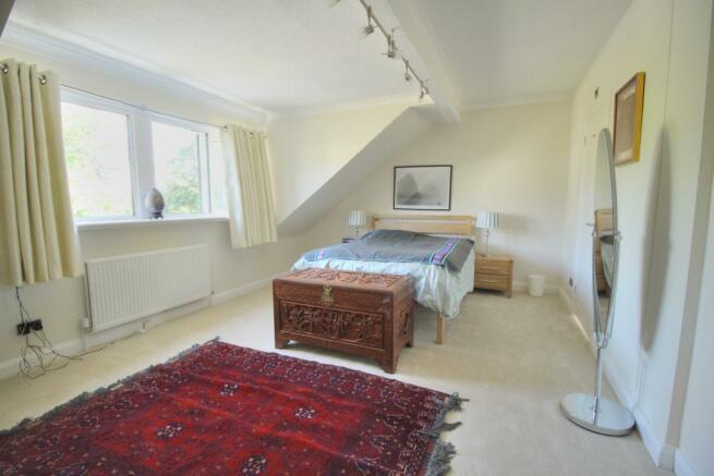 Moorland - Bedroom one