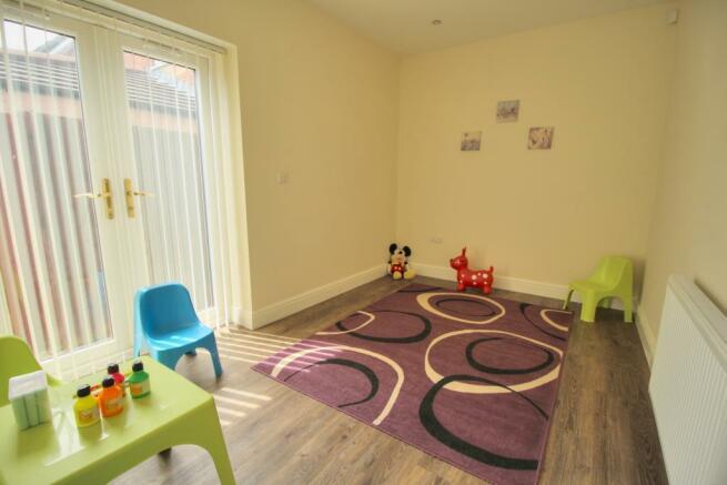 Stubbs - Sitting room
