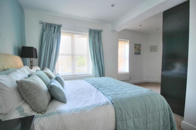 Stubbs - Master bedroom