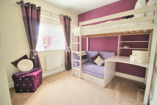 Stubbs - Bedroom Three