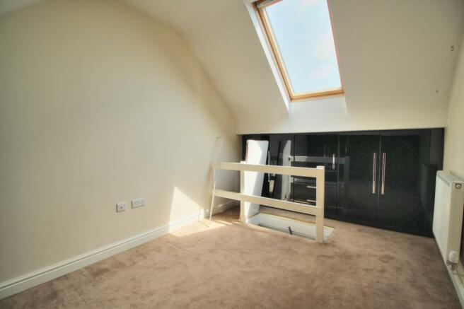 Stubbs - loft room