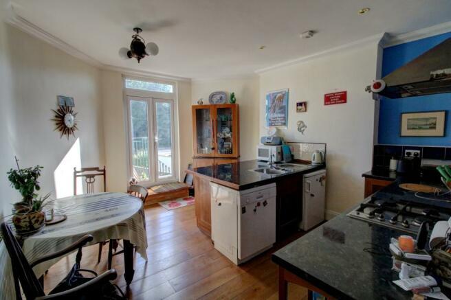 Kitchen (first Floor)