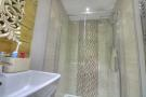 Master bedroom en suite shower