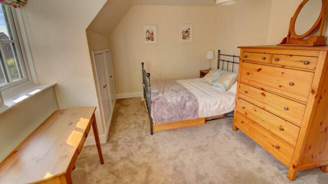 Bedroom Two (alt angle)