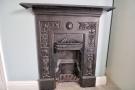 Original fireplace