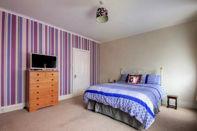 Master bedroom.