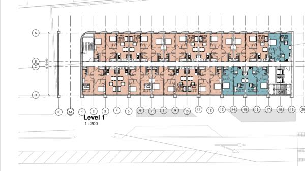 Quay Central Level 1 Floorplan