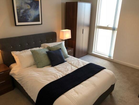 One Regent Bedroom