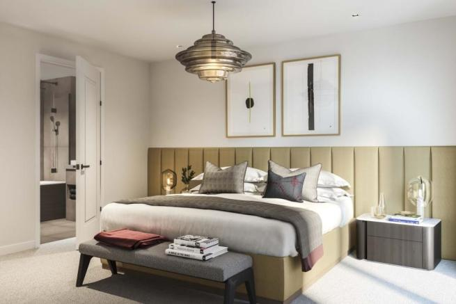 London Keybridge Lofts Bedroom Additional