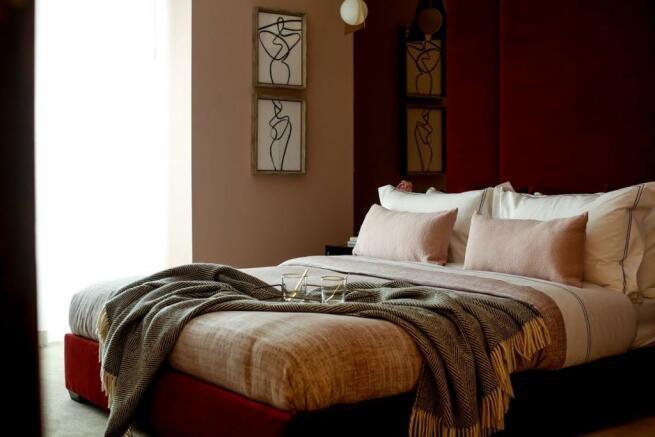 London Keybridge Lofts Bedroom (1)