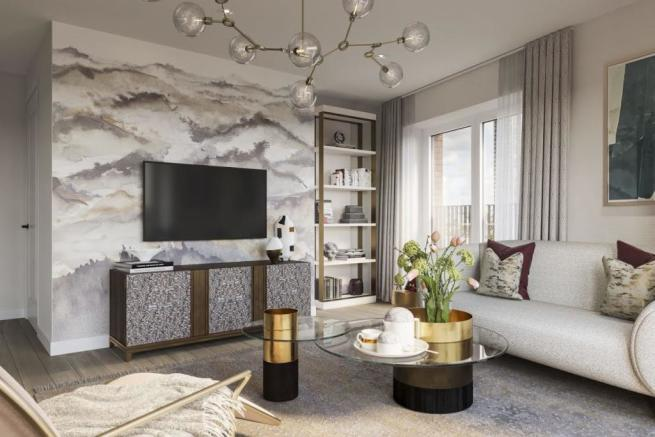 London Keybridge Lofts Lounge